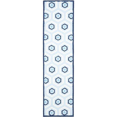 Safavieh Kids Blue/Ivory Area Rug