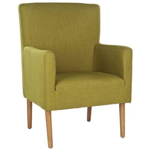 Safavieh Darryl Cotton/Velvet Chair