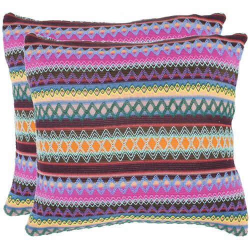 Safavieh Mckenzie Burst Polyester Decorative Pillow