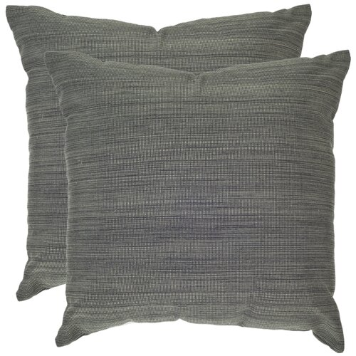 Clara Polyester Decorative Pillow (Set of 2)