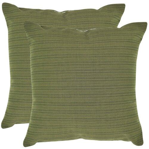 Jeremy Polyester Decorative Pillow (Set of 2)