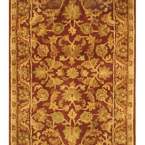 Safavieh Antiquities Majesty Wine/Gold Rug