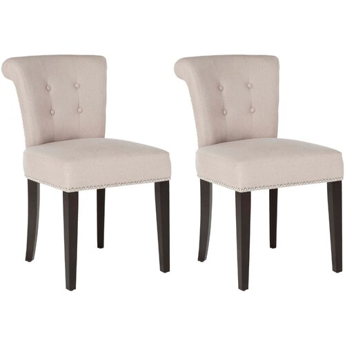 """Safavieh Sinclair """"Ring"""" Side Chair (Set of 2)"""
