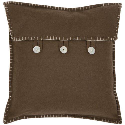 Safavieh Scudder Wool / Polyester Decorative Pillow