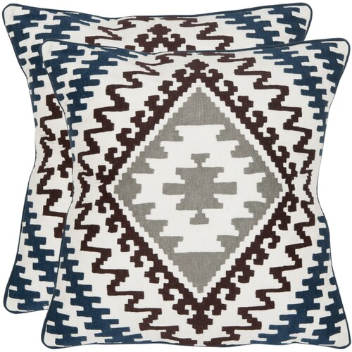 Navajo Cotton Decorative Pillow (Set of 2)