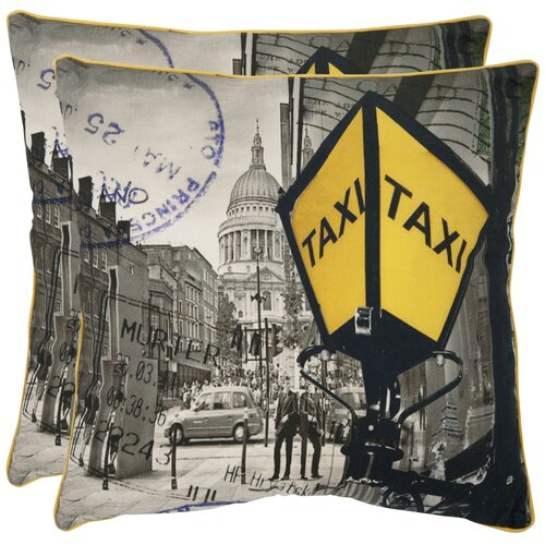Safavieh Belgrade Cotton Decorative Pillow
