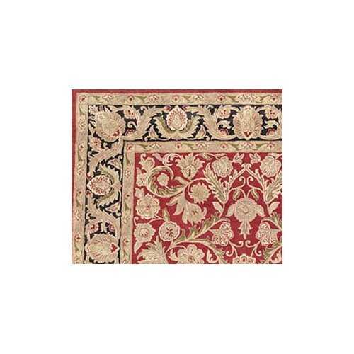 Safavieh Classic Red/Black Rug