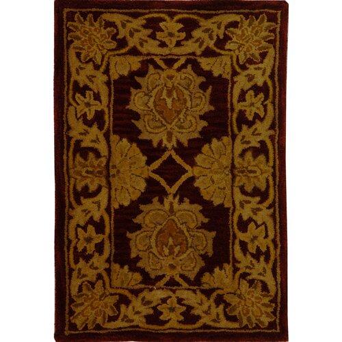 Safavieh Heritage Maroon Rug