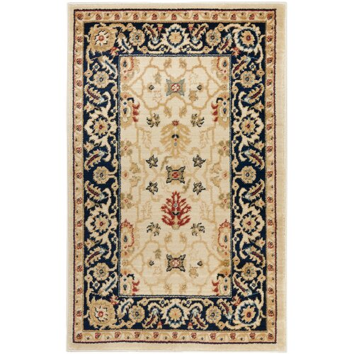 Safavieh Austin Cream/Navy Rug