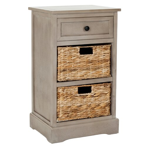 Safavieh Milan Storage End Table Reviews Wayfair