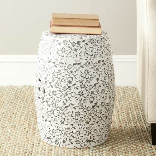 Safavieh Flower and Vine Garden Stool