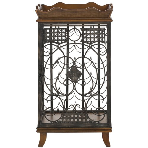 Safavieh Robin 24 Bottle Wine Cabinet