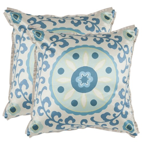 Frida Polyester Decorative Pillow (Set of 2)