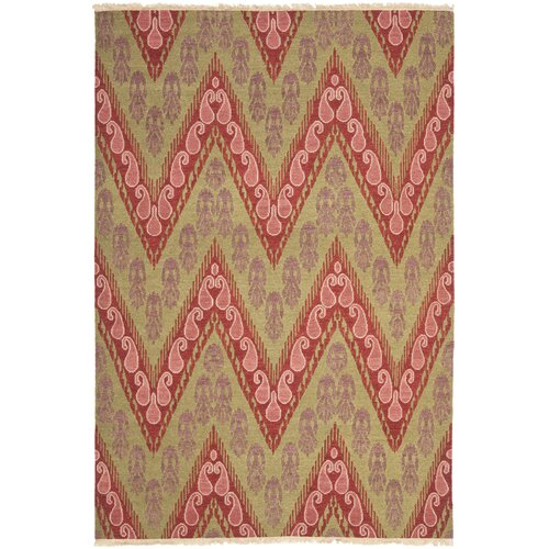 David Easton Mauve Pink Rug