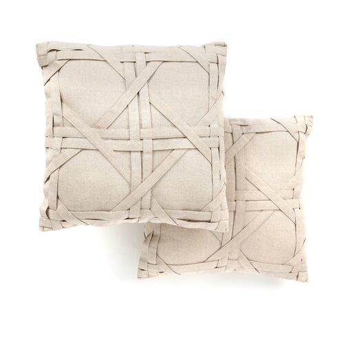Kendra Cotton Decorative Pillow (Set of 2)