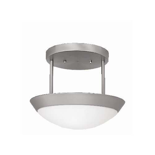 Access Lighting Cobalt 2 Light Semi Flush Mount