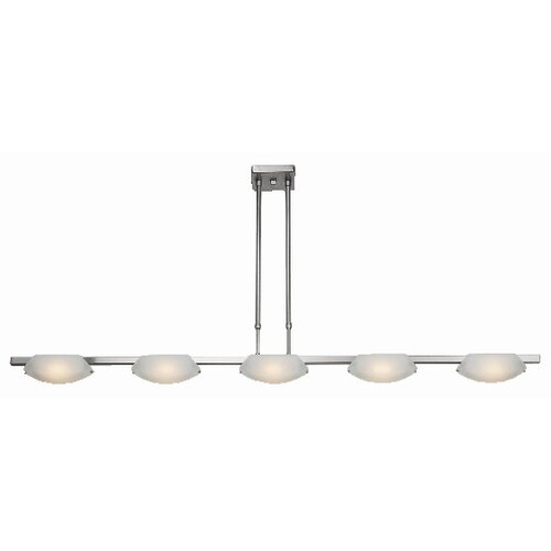 Access Lighting Nido 5 Light Convertible Pendant