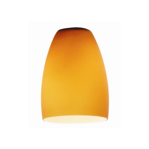 "Access Lighting 4.5"" Glass Bell Pendant Shade"