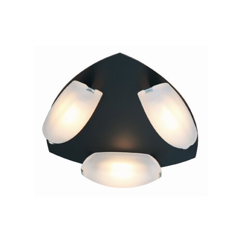 Access Lighting Nido 3 Light Wall Fixture / Semi Flush Mount