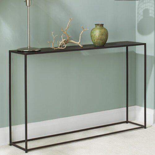 Tfg urban narrow console table reviews wayfair for 24 wide console table