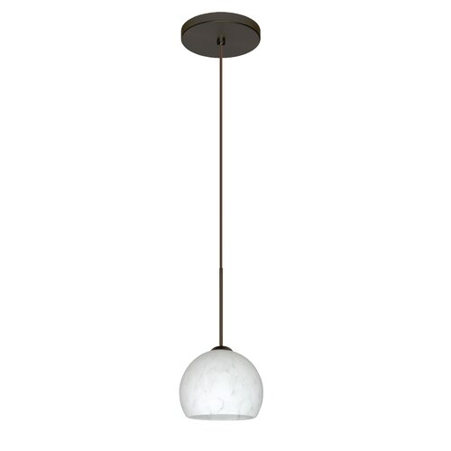 Palla 1 Light Mini Pendant