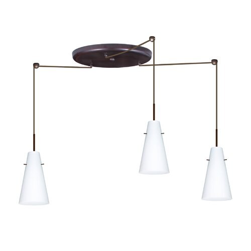 Cierro 3 Light Pendant