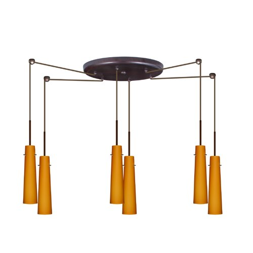 Camino 6 Light Pendant