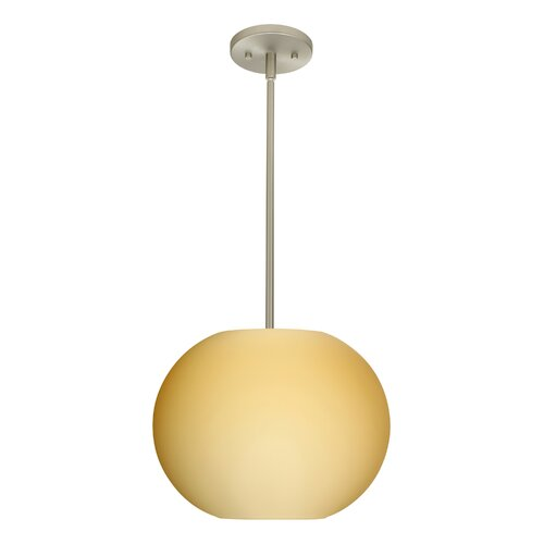 Besa Lighting Jordo 1 Light Globe Pendant
