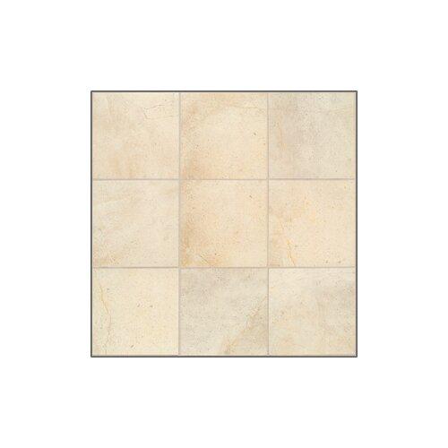 Mohawk Flooring Sardara Floor Tile in Fortress Cream