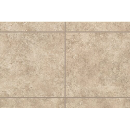 "Mohawk Flooring Bella Rocca 2"" x 2"" Counter Rail Corner Tile Trim in Roman Beige"