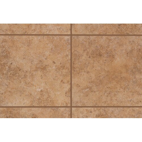 "Mohawk Flooring Bella Rocca 2"" x 2"" Counter Rail Corner Tile Trim in Etruscan Gold"