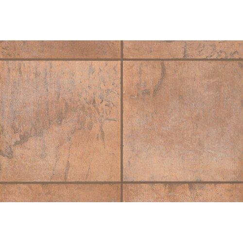 """Mohawk Flooring Quarry Stone 4"""" x 1"""" Quarter Round Tile Trim in Amber"""