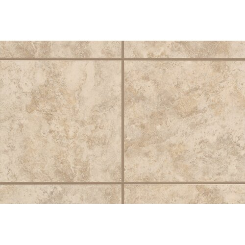 "Mohawk Flooring Ristano 2"" x 2"" Counter Rail Corner Tile Trim in Crema"
