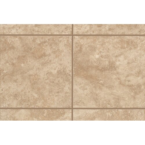 "Mohawk Flooring Ristano 6"" x 2"" Counter Rail Tile Trim in Noce"