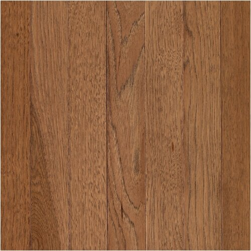 """Mohawk Flooring Revival Berry Hill 2-1/4"""" Solid Hickory Flooring in Suede"""