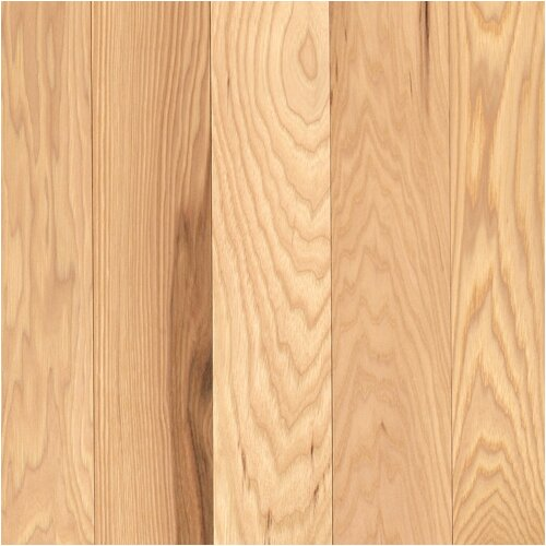 """Mohawk Flooring Revival Berry Hill 3-1/4"""" Solid Hickory Flooring in Natural"""