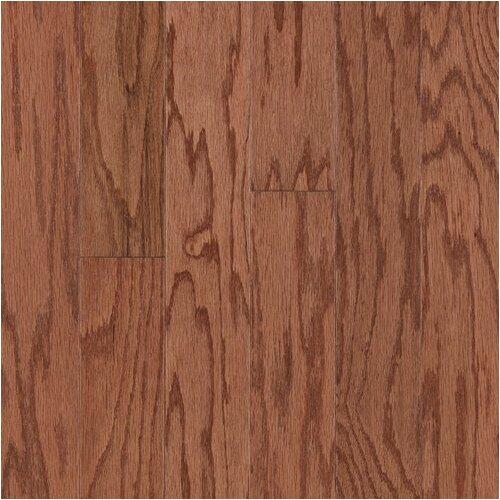 "Mohawk Flooring Lineage Oakland 5"" Engineered Oak Flooring in Autumn"