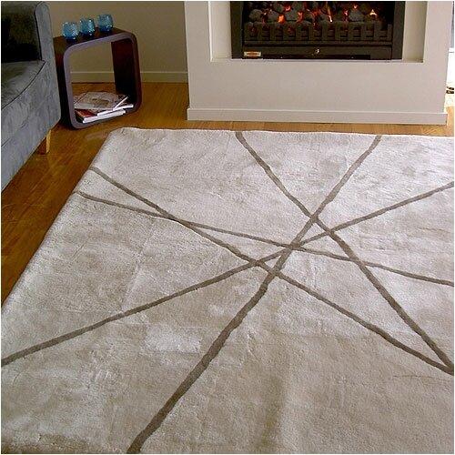 Sheepskin Lines Design Rug
