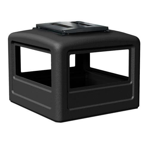 Commercial Zone Square Ashtray Dome Lid