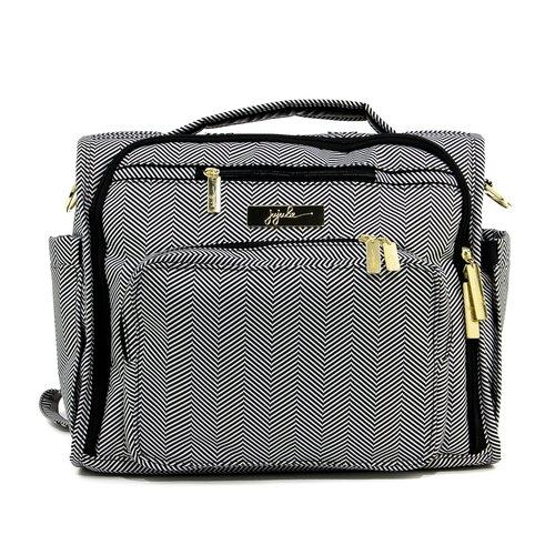 Legacy B.F.F. Versatile Messenger and Backpack Diaper Bag