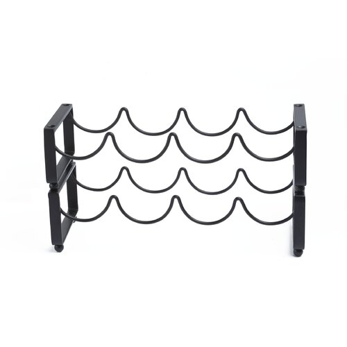 4 Bottle Tabletop Wine Rack (Set of 2)