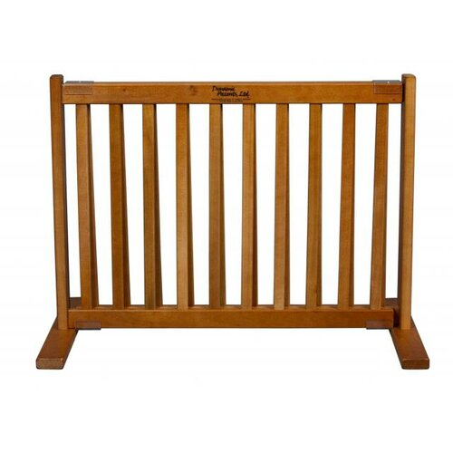"Dynamic Accents 20"" All Wood Free Standing Pet Gate"
