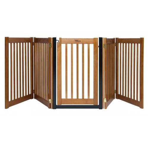 Highlander Walk Through 5 Free Standing Pet Gate
