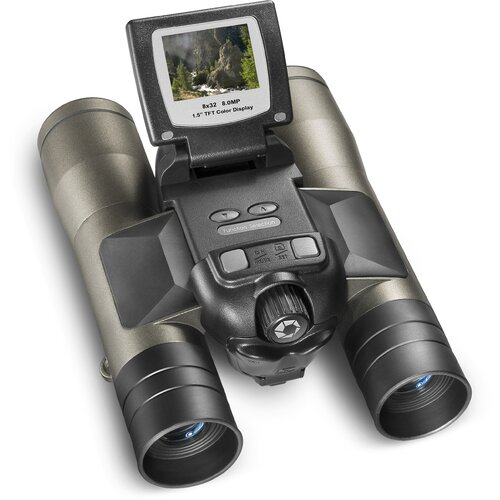 Barska 8x32 Point 'N View Digital Zoom Binoculars