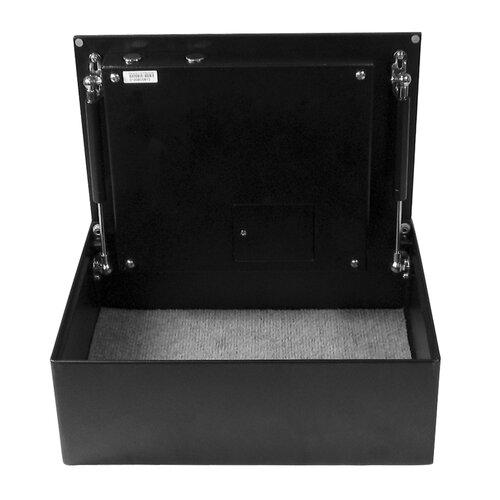 Barska Top Open Biometric Lock Safe