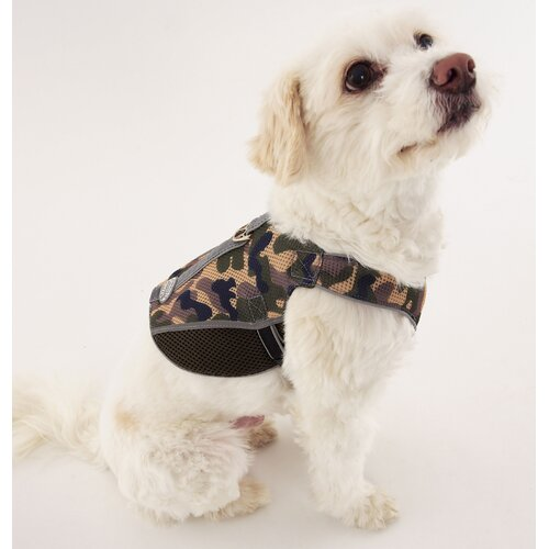 Dog Wear Reflective Mesh Vest Harness