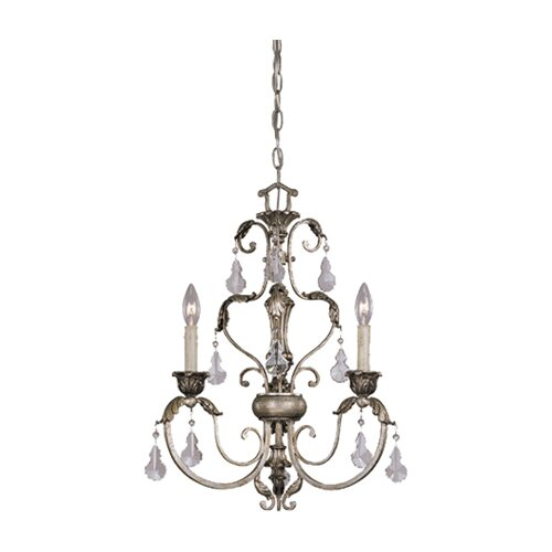 Wildon Home ® Murphy 3 Light Mini Chandelier