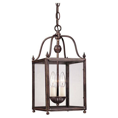 Ponoma 3 Light Foyer Pendant