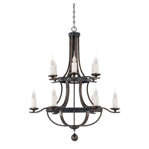 Wildon Home ® Whitcomb 12 Light Chandelier