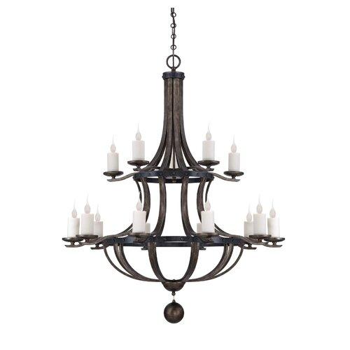 Wildon Home ® Whitcomb 15 Light Chandelier